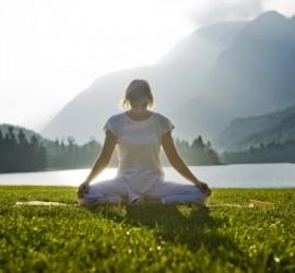Yoga - Bewußt im Sein