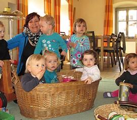 Zappelmäuse Kinder