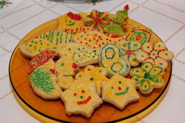 Weihnachtskekse Kinder.Kekse Backen Kinderleicht Eltern Kind Zentrum Kramsach